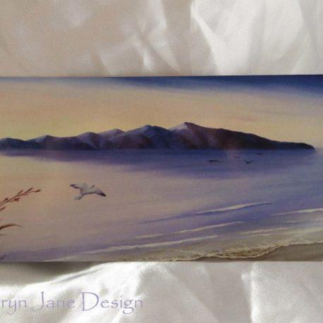 Kapiti Island postcard