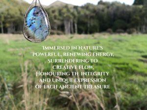 Nature's ancient treasure