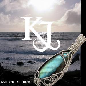 K J - Kathryn Jane Design logo